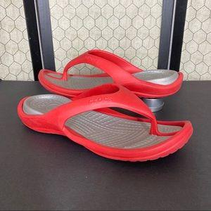 Crocs Athens Flip Flop Sandals